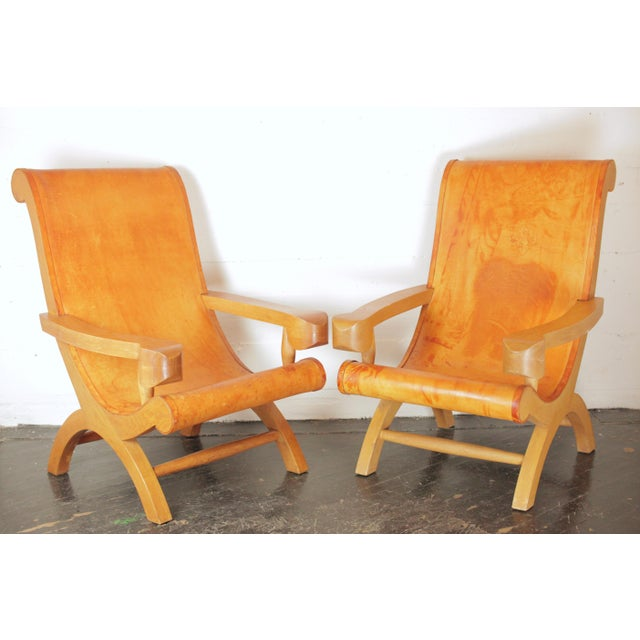 Clara Porset Butaque Chair For Sale - Image 13 of 13