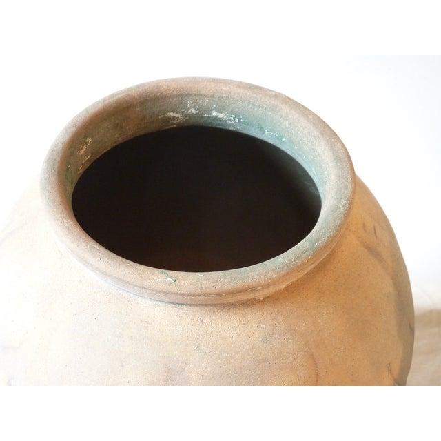 Mid-Century Ceramic Garden Urns - A Pair - Image 4 of 5