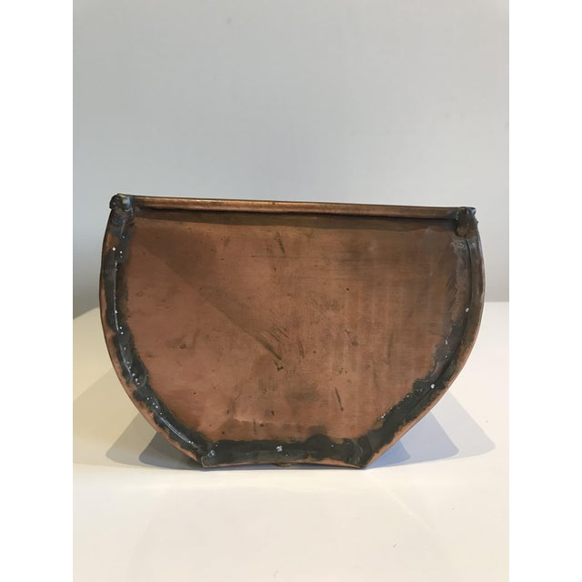 Turkish Copper Planter For Sale - Image 4 of 6