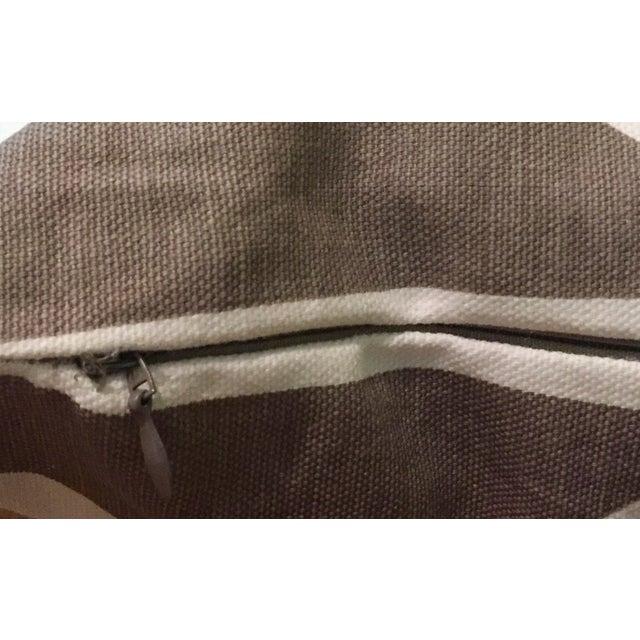 Gray & White Geometric Pillows - Set of 4 - Image 11 of 11