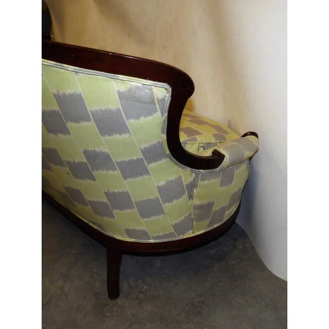 Early 20th Century Antique Settee For Sale - Image 10 of 11