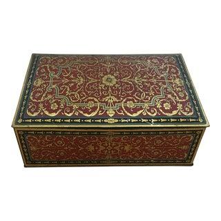 Vintage Canco Tin Box For Sale