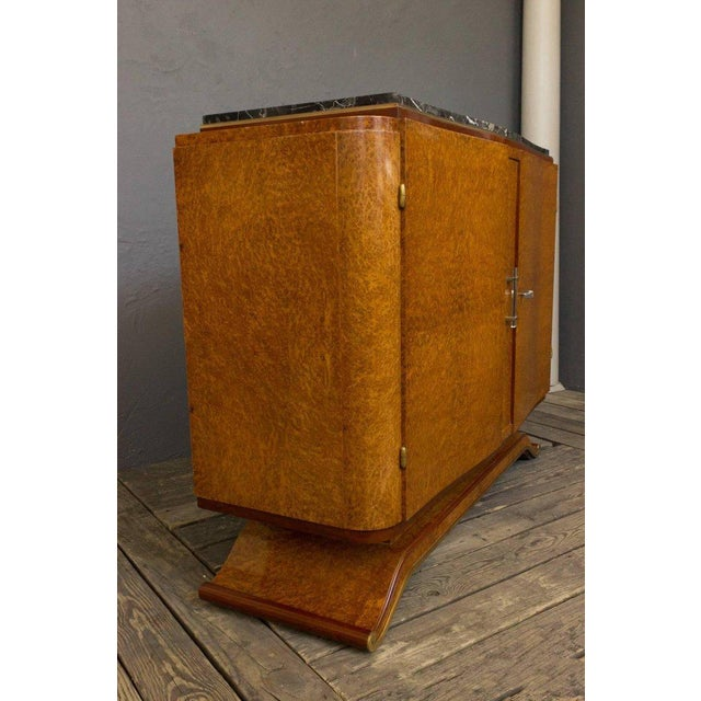 Small French Art Deco Style Sideboard - Image 9 of 11