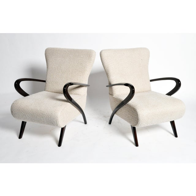 Pair of Italian Armchairs - Image 3 of 11