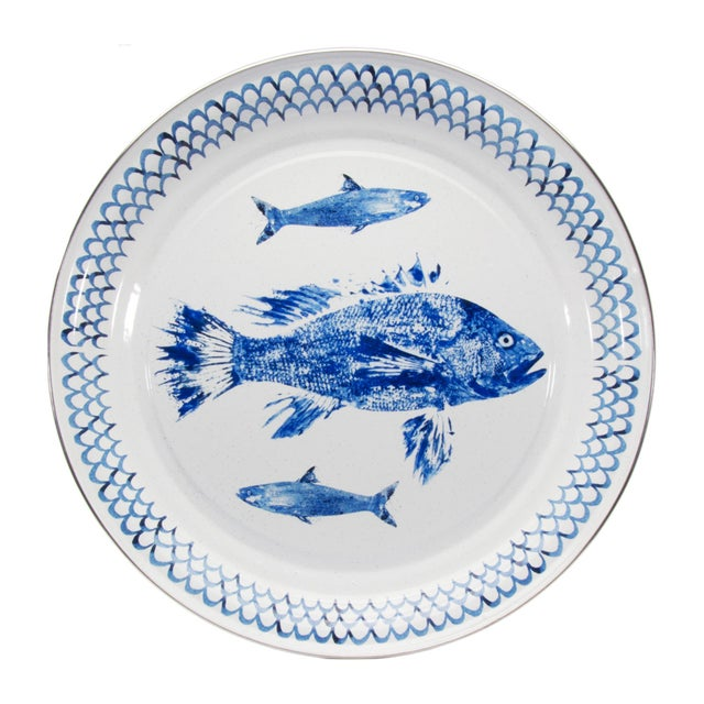 Modern Large Tray Fish Camp For Sale - Image 3 of 3