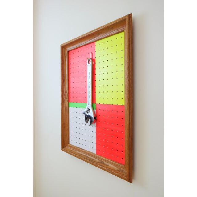 Contemporary Contemporary Abstract Pop Art Wall Sculpture For Sale - Image 3 of 7