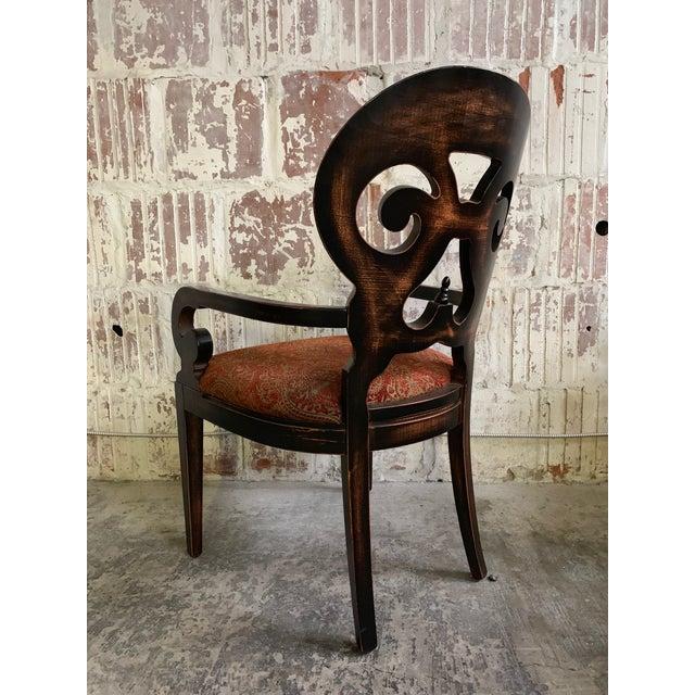 "Set of Six Arhaus ""Jordan"" Dining Chairs For Sale In Jacksonville, FL - Image 6 of 13"