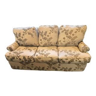 R Jones Custom Down-Filled Sofa