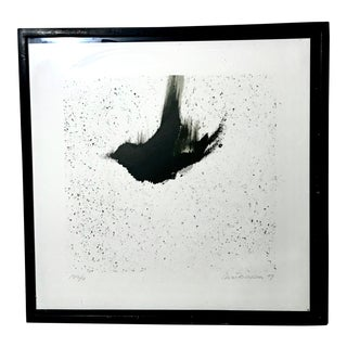 """Fly"" Signed and Numbered Lithograph Print For Sale"
