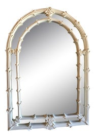 Image of Regency Mantel and Fireplace Mirrors