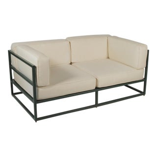 Late 20th Century Vintage Hugh Newell Jacobsen Modern Sofa For Sale
