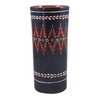 Boho Chic Tall Barro Vase