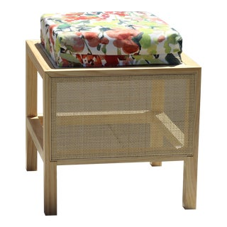 Contemporary Style Modular Side Table For Sale