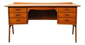 Image of Danish Modern Secretary Desks