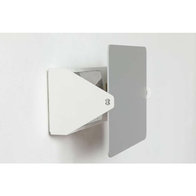Charlotte Perriand Cp1 Brushed Aluminum Wall Lights - a Pair For Sale - Image 9 of 11
