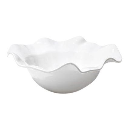 Contemporary Beatriz Ball White Melamine Bowl For Sale