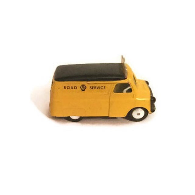 Diecast Corgi Bedford Aa Road Service Van Vintage British Toy Car - Image 3 of 6