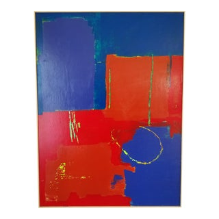 Contemporary Abstract Kelly Caldwell Painting For Sale
