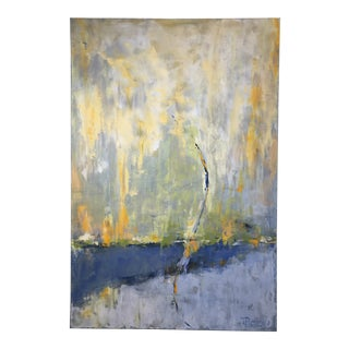 """""""Symbiosis"""" Oil on Canvas by Local Atlanta Artist Nancy Race For Sale"""