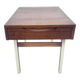 American of Martinsville Side Table With Drawer For Sale