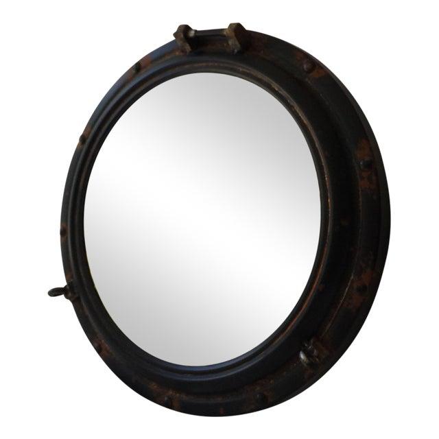 Nautical Porthole Mirror - Image 1 of 4