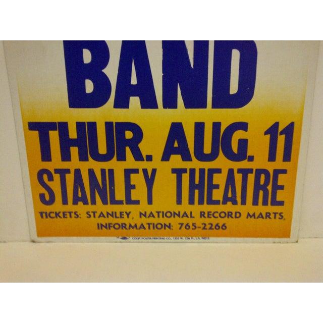 """""""Little River Band"""" Vintage Concert Poster For Sale - Image 5 of 6"""