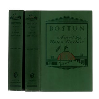 """1928 """"Boston"""" Collectible Book For Sale"""