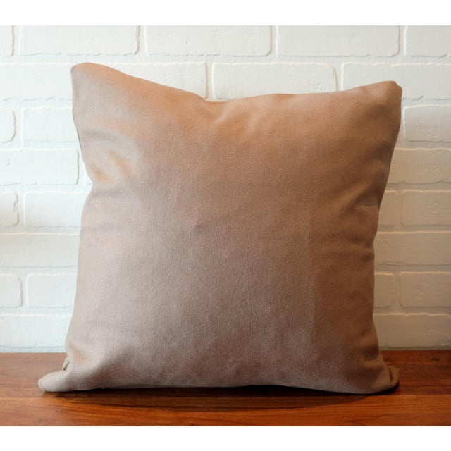 Rogers & Goffigon Washed Linen Striped Pillow Covers - A Pair For Sale In Los Angeles - Image 6 of 7