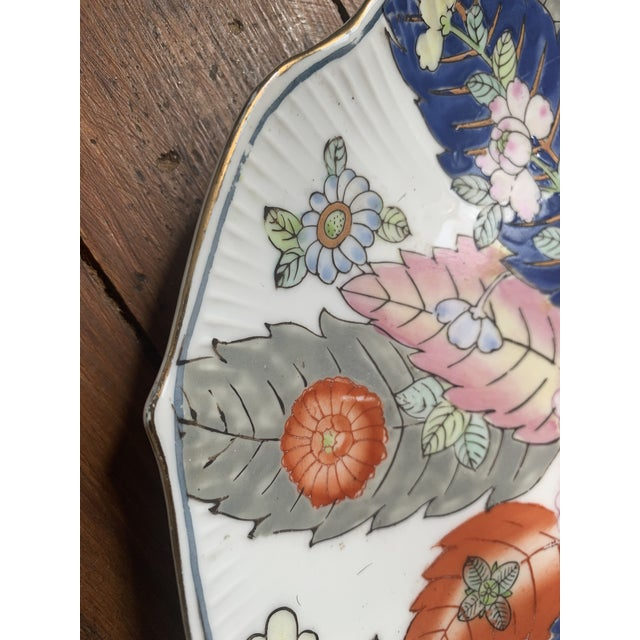 Tobacco Leaf Decorative Plate For Sale - Image 10 of 13