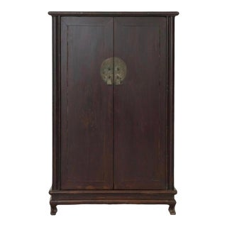 19th Century Chinese Ming Scholar's Cabinet For Sale
