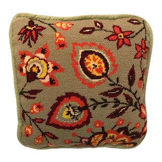 Vintage Chinoiserie Pillow