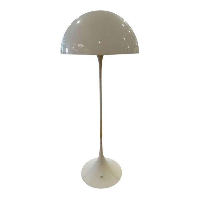 Verner Panton Panthella Floor Lamp For Sale