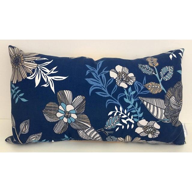 Boho Chic Contemporary Brocade Pillow For Sale - Image 3 of 4