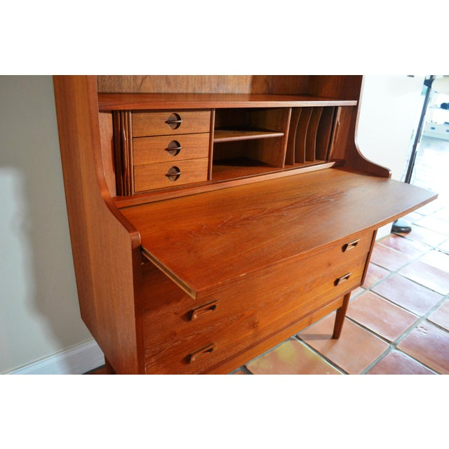Borge Mogensen Danish Secretary Desk or Sideboard - Image 7 of 11