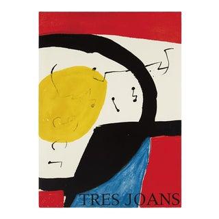 Joan Miro: Brossa, Joan; And Joan Miro. Tres Joans: Homentage a Joan Prats For Sale
