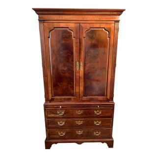 Henredon Aston Court Collection Armoire For Sale