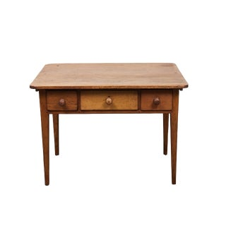 Irish Pine Table/Desk