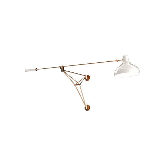 Not Yet Made - Made To Order Diana Wall Lamp From Covet Paris For Sale - Image 5 of 11