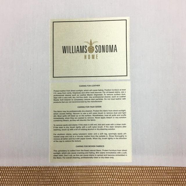 """William Sonoma """"Hampton"""" Queen Size Bed - Image 4 of 8"""