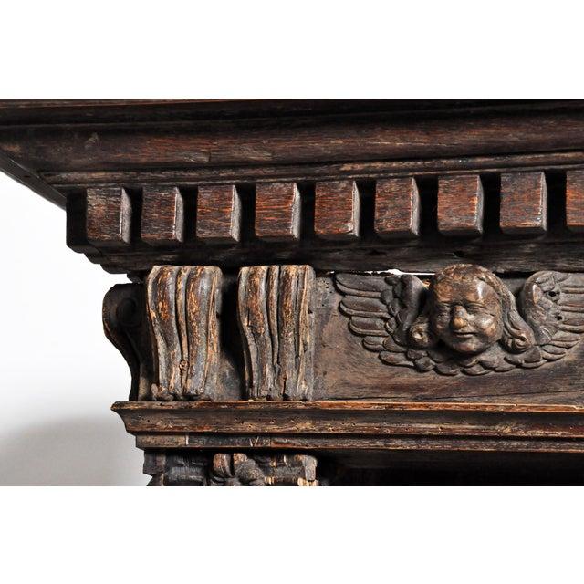 Impressive Renaissance Revival Armoire For Sale - Image 10 of 13