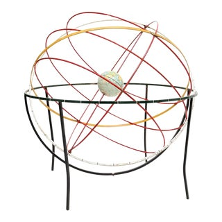 1950s Planetarium Mechanical Model For Sale