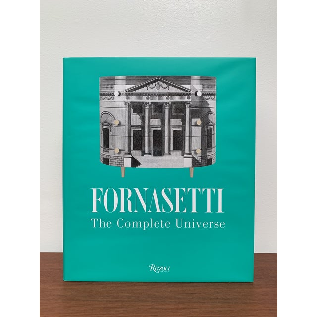 This book is a compendium of all things Piero Fornasetti, compiled by his son, Barnaba Fornasetti and Mariuccia Casadio....