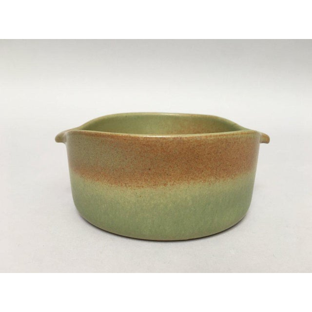 Bennington Potters Stoneware Lug Bowls - Set of 3 For Sale In New York - Image 6 of 11