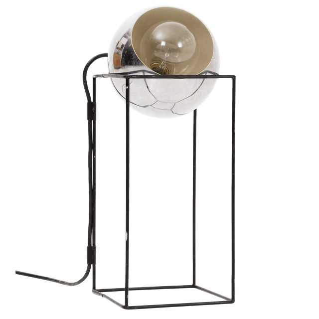 Table Lamp In the Style of Angelo Lelli For Sale