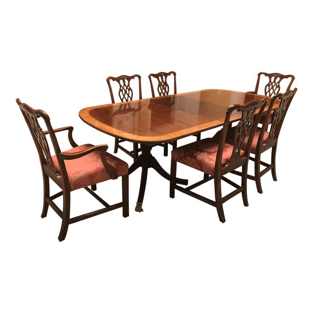 Councill Craftsman Dining Table Chairs Chairish