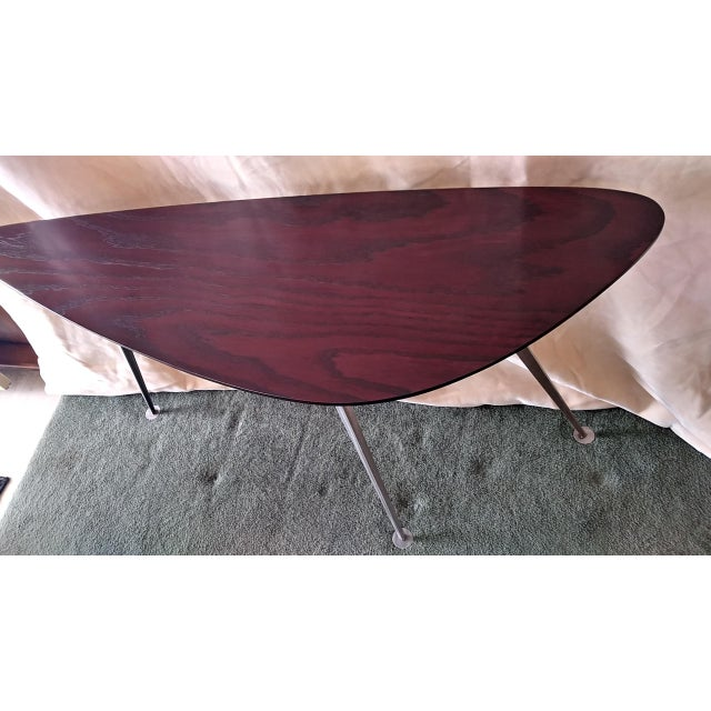 20th Century Contemporary Console Table For Sale - Image 9 of 13