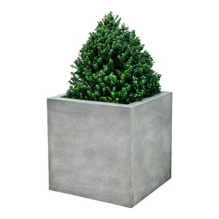 Gotham Cube Planter, Large For Sale
