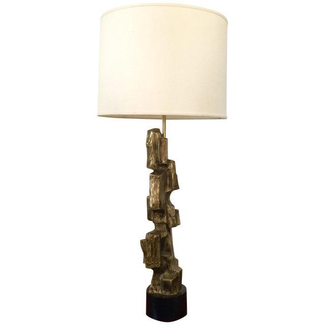 Maurizio Tempestini Brustalist Lamp - Image 1 of 10
