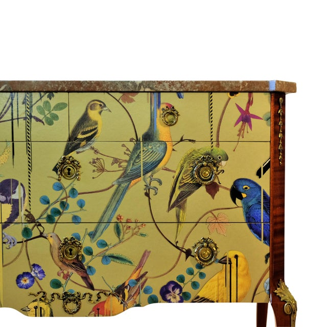 Christian Lacroix Louis XV Commode For Sale - Image 10 of 12