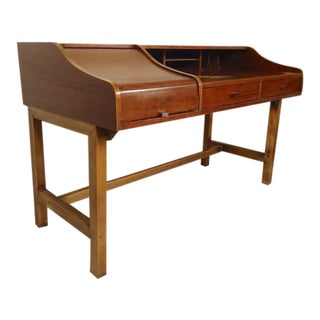 Large Midcentury Desk by Lane For Sale